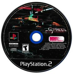 Game Disc | Silpheed Lost Planet Playstation 2