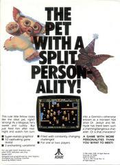 Gremlins - Back | Gremlins Atari 5200