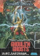 Ghouls'n Ghosts PAL Sega Mega Drive Prices