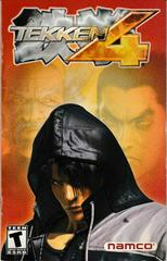 Manual - Front | Tekken 4 Playstation 2