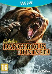 Cabela's Dangerous Hunts 2013 PAL Wii U Prices