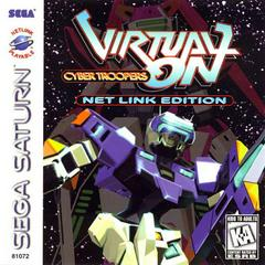 Virtual-On Cyber Troopers [Net Link Edition] Sega Saturn Prices
