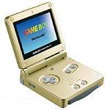 Gold Gameboy Advance SP GameBoy Advance Prices
