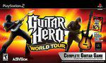 Guitar Hero World Tour [Guitar Kit] Playstation 2 Prices
