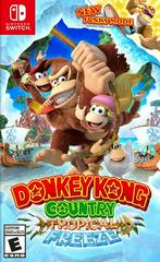 Donkey Kong Country Tropical Freeze Nintendo Switch Prices