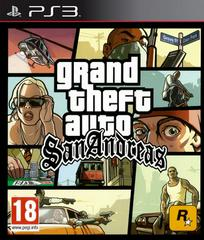 Grand Theft Auto: San Andreas PAL Playstation 3 Prices