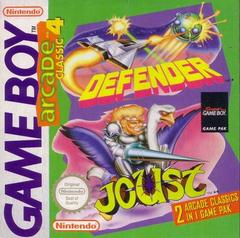 Arcade Classic 4: Defender and Joust PAL GameBoy Prices