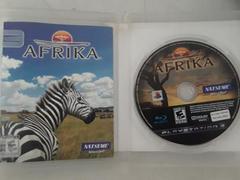 Manual And Game   Afrika Playstation 3