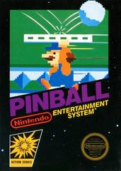 Pinball [5 Screw] NES Prices