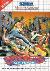 Streets of Rage PAL Sega Master System Prices