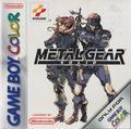 Metal Gear Solid | PAL GameBoy Color