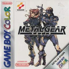 Metal Gear Solid PAL GameBoy Color Prices