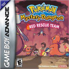 Pokemon Mystery Dungeon Red Rescue Team GameBoy Advance Prices