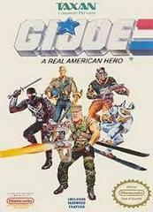 G.I. Joe A Real American Hero - Front | G.I. Joe: A Real American Hero NES