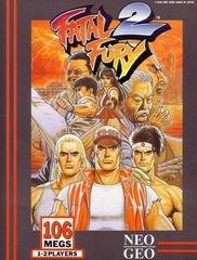 Fatal Fury 2 Neo Geo Prices