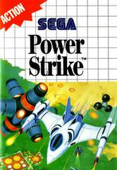 Cover | Power Strike Sega Master System