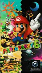 Manual - Front | Mario Party 6 Gamecube