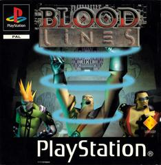 Blood Lines PAL Playstation Prices