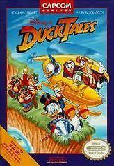 Duck Tales - Front | Duck Tales NES