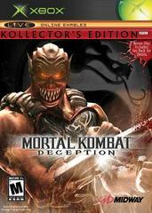 Mortal Kombat: Deception Kollector's Edition: Baraka Version Xbox Prices