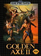 Golden Axe II Sega Genesis Prices