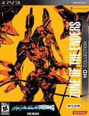 Zone of the Enders HD Collection [Limited Edition] Playstation 3 Prices