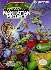 Teenage Mutant Ninja Turtles III The Manhattan Project NES Prices
