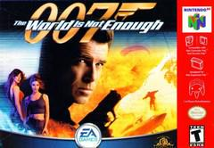 007 World Is Not Enough Prices Nintendo 64 Compare Loose Cib
