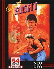 Burning Fight Neo Geo AES Prices