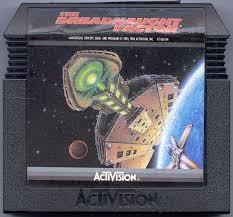 The Dreadnaught Factor - Cartridge | Dreadnaught Factor Atari 5200