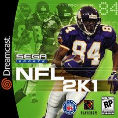 NFL 2K1 Sega Dreamcast Prices