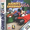 Mickey's Speedway USA | PAL GameBoy Color