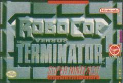 Robocop vs The Terminator Super Nintendo Prices