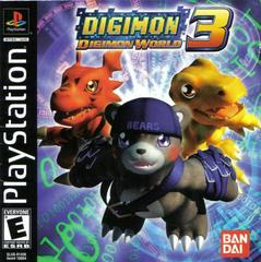 Digimon World 3 Playstation Prices
