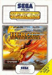 Advanced Dungeons & Dragons Heroes of the Lance PAL Sega Master System Prices