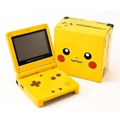 Pikachu Gameboy Advance SP GameBoy Advance Prices