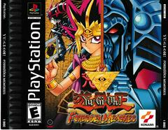 Front Of Case | Yu-Gi-Oh Forbidden Memories Playstation