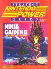 [Volume 15] Ninja Gaiden II Strategy Guide Nintendo Power Prices