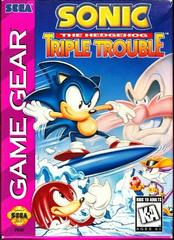 Sonic the Hedgehog: Triple Trouble Sega Game Gear Prices