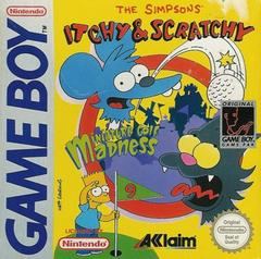 Itchy & Scratchy Miniature Golf Madness PAL GameBoy Prices