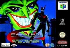 Batman of the Future PAL Nintendo 64 Prices