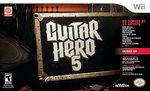 Guitar Hero 5 with Guitar Wii Prices