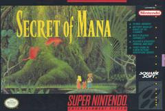 Secret of Mana Super Nintendo Prices
