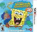 SpongeBob SquigglePants 3D | Nintendo 3DS