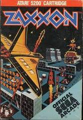 Zaxxon - Front | Zaxxon Atari 5200