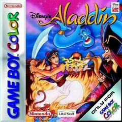 Aladdin PAL GameBoy Color Prices