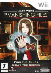 Cate West: The Vanishing Files PAL Wii Prices