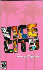 Manual - Front | Grand Theft Auto Vice City Playstation 2
