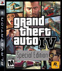 Grand Theft Auto IV [Special Edition] Playstation 3 Prices