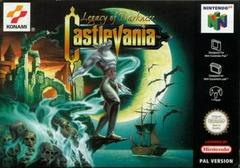 Castlevania Legacy of Darkness PAL Nintendo 64 Prices